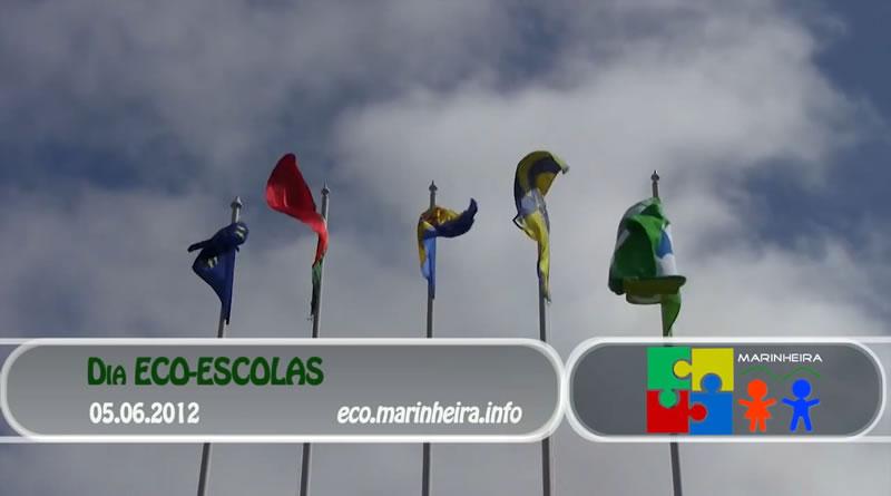 Vídeo dia eco-escolas 2012 escola Marinheira