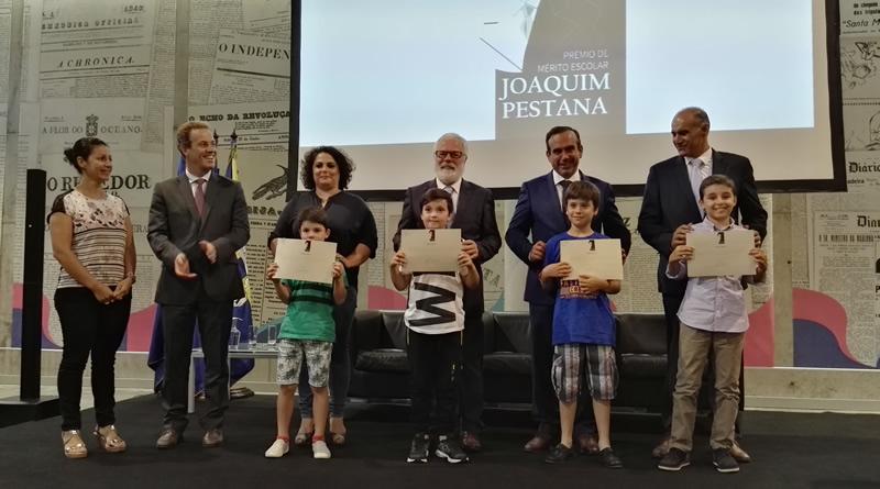 Prémio de Mérito Escolar Joaquim Pestana